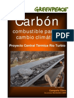 Informe Base Carbon Rio Turbio