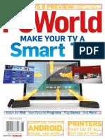 PC World Magazine (USA)- August 2011