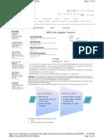 BPEL File Adapter Tutorial