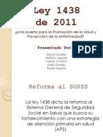 Ley 1438