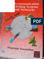 Telecommunication Switching System And Networks By T Viswanathan Pdf