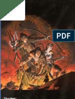 D&D 3.5 - Pantalla Del Dungeon Master