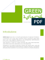 Green Island - La nostra proposta in tema di rifiuti