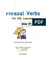Phrasal Verbs for ESL Learners