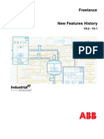 3BDD011933R0301 Freelance New Features History