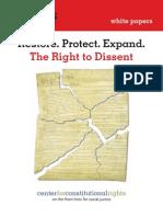 CCR 100days Dissent