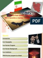 Iran Presentation