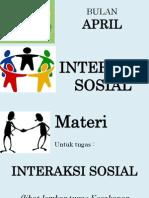 Materi Interaksi Sosial