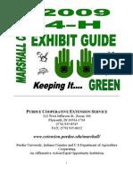2009 Exhibit Guide