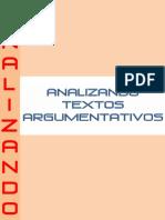 Analizando textos argumentativos