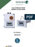 Mercury Coldroom Panel