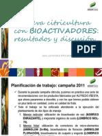Presentación cítricos 2012