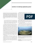 Darwinian Natural Selection Its Enduring Explanatory Power
