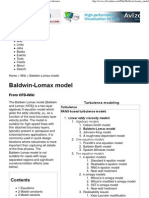Baldwin-Lomax Model -- CFD-Wiki, The Free CFD Reference