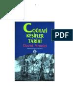 David Arnold - Coğrafi Keşifler Tarihi