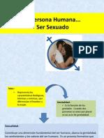 La Persona Humana.ser Sexuado.1