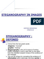 Steganography in Images