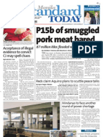 Manila Standard Today - May 21, 2012 Issue