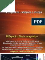 1.2 Radiação e energia
