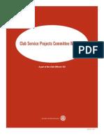 Manualul Comitetului Pt Coordonarea Proiectelor