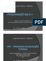 Tutorial - Programacao C++ TCP-IP - Marcelo Hiroshi Sugita