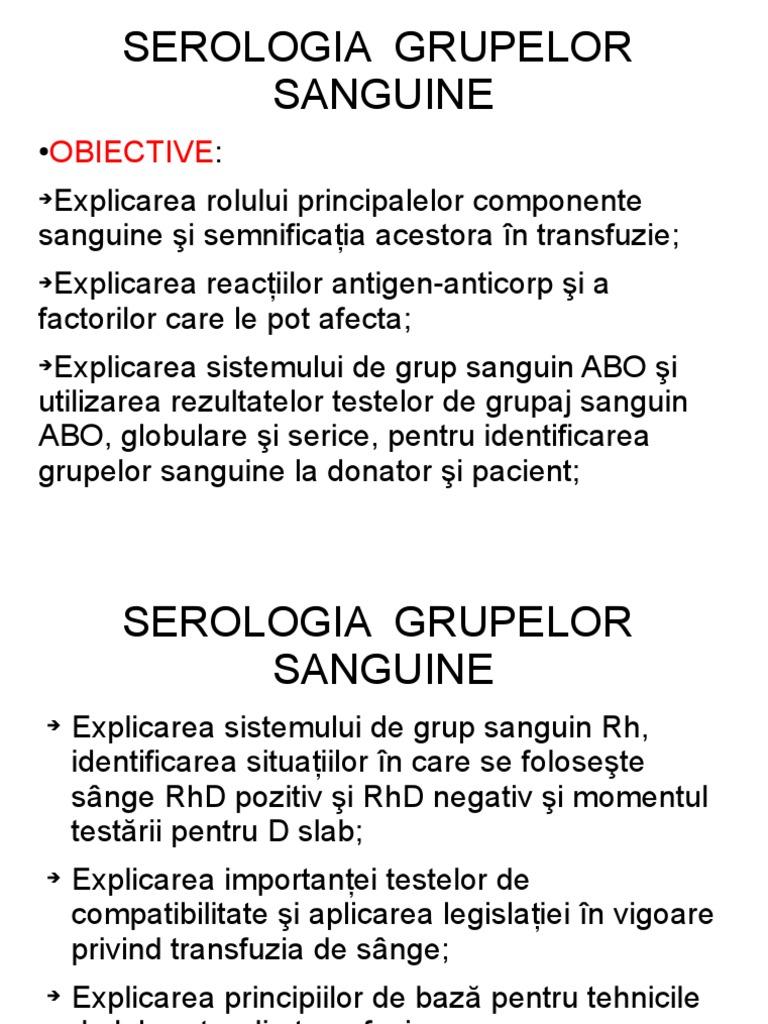 grupa sanguina b3 rh pozitiv