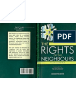 The Rights of the Neighbors