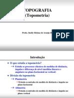 Aula 04 - Topometria