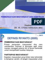 Revisi Pembdyaan Masy & Kmtraan 7apr12_OTENG H