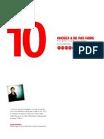 10 Choses a Ne Pas Faire Pour Garder Vos Employes Motives David Bernard Assess First