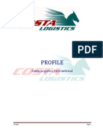 Costa Logistics - Profile