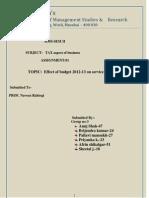 Tax Assignment Gr 3