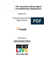 Freescale - Verification of 1M Transistors