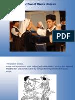 Presentation Greek Dances