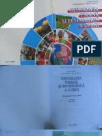 Geografia Umana & Economica a Lumii, Manual Pentru Clasa XI-A, Lumina 2005