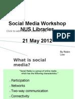 Social Media (Library)