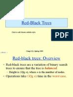 Re Black Trees