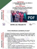 Estrela Bila, Mozambique, HIV/Aids - Summit 2012