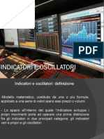 5 - Analisi Tecnica Dei Mercati Finanziari - Indicatori e Oscillatori
