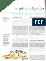 Les Cristaux Liquides[1]