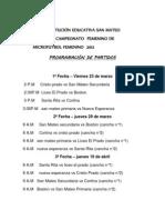 PROGRAMACION_DE_PARTIDOS_SUB_-_13_2012 NUEVA
