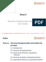 Fundamentos Electrotecnia CUD Tema5 Def