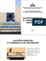 Vernaculo Do Reconcavo Web