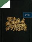 Brown-The Complete Herbalist 1897