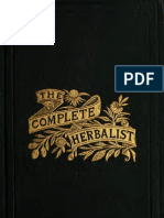 Brown-The Complete Herbalist 1897