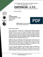 Fesrtralva Apoya la Candidatura de Angelino Garzón a la OIT