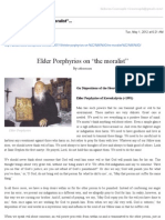 "Gmail - Elder Porphyrios on ""the moralist"".."