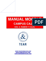 Manual Moodle Profesores Campus Cajal