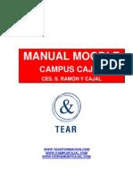Manual Moodle Profesores Campus Cajal