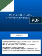 INFECCIÓN DE VÍAS URINARIAS EN PEDIATRÍA